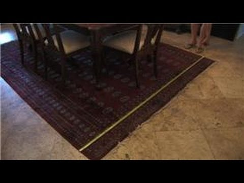 Home Decorating  : How to Choose an Area Rug
