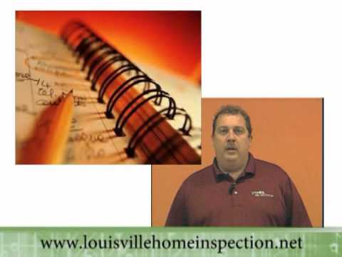 Why choose Louisville Home Inspections by Vision Home Inspections, LLC?
