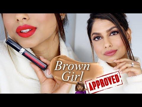 Best High End Lipsticks for Medium/Brown Skin!