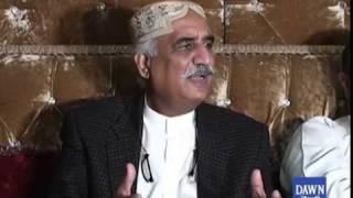 Khursheed Shah on Body Parts in Sehwan