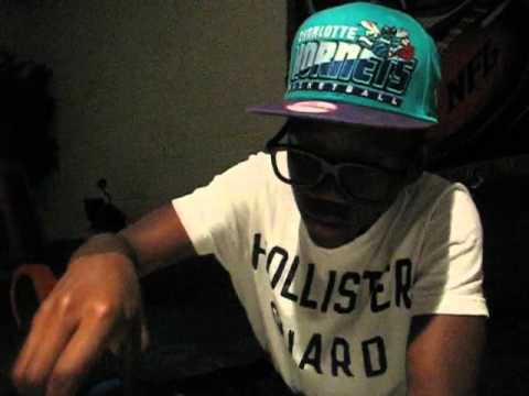 how to clean snapbacks/fitted part 1