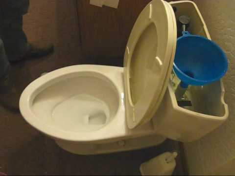 Improving Toilet Flush Performance