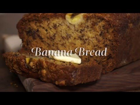 Chef Basics: This recipe's a keeper: How to make perfect banana bread