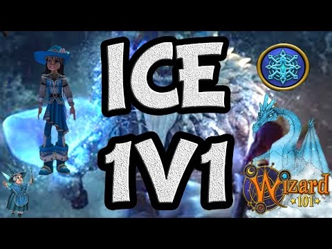 Wizard101 PVP Episode 2 Ice 1v1