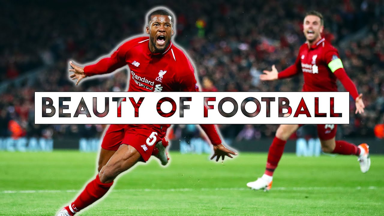 The Beauty of Football - Greatest Moments