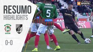 Highlights | Resumo: Marítimo 0-0 Vitória SC (Liga 19/20 #16)