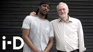 When JME Met Jeremy Corbyn