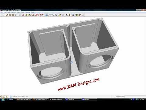 RAM Designs: Alpine Type-R Dual 12