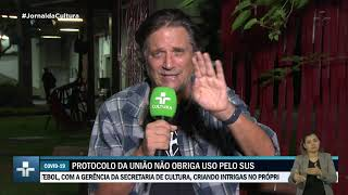 Ministério da Saúde amplia o uso da cloroquina para casos leves do coronavírus