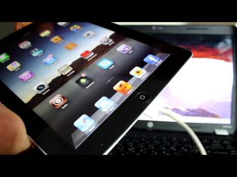 How To Put ANY  iPad in Recovery Mode / Restore Mode