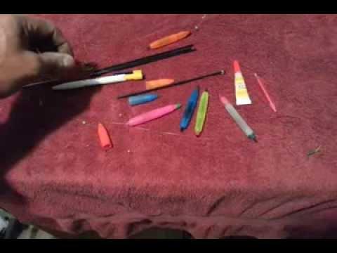 Slip bobber ink pens
