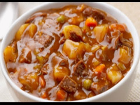 Recipe Crockpot Beef Stew