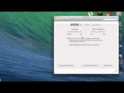 How to change keyboard language on mac os x