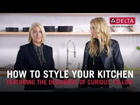 How To Style Your Kitchen: Featuring the Designers of Curious Yellow