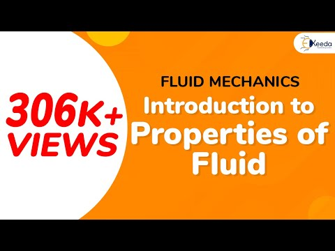 What are Properties of Fluids