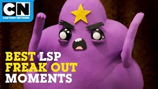 Adventure Time | Best Lumpy Space Princess Freak Out Moments | Cartoon Network