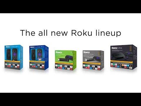 Meet the new Roku streaming player lineup (2017)