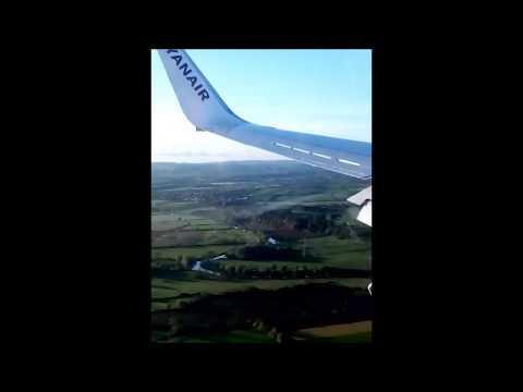 Dublin to East Midlands FR534