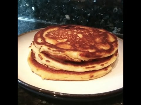 The Most Perfect Pancake