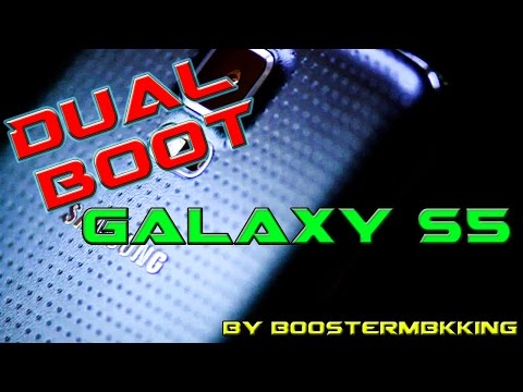 DualBoot Galaxy S5 g900-f klte