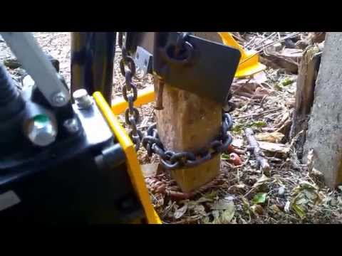 How to easily remove a fence post