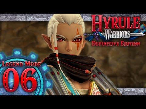 Hyrule Warriors: Definitive Edition - Part 6 - Land of Myth (Death Mountain)