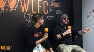 Zak Shaffer Wlfc Interview