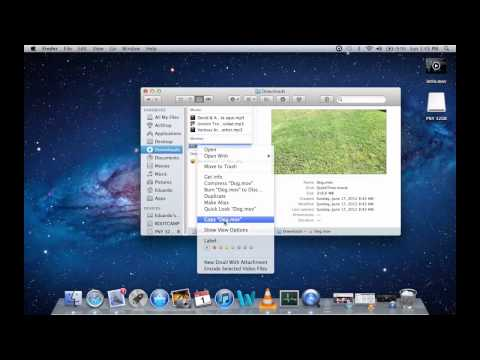 Cut and Paste on OS X Lion - No programs needed