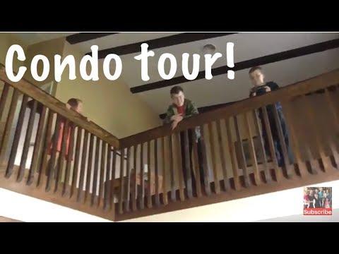 5-12-18 Condo Tour - Adirondack Style