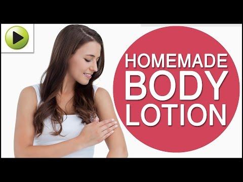DIY Body Lotion