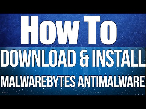 How to Download and Install Malwarebytes Anti-malware Free Version For Windows 7