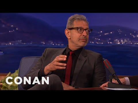 Jeff Goldblum On Circumcision  - CONAN on TBS