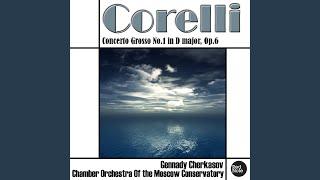 Concerto Grosso No1 In D Major Op6 Iv Allegro
