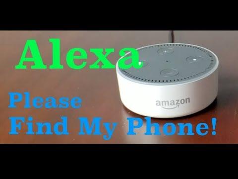 Alexa Trigger Find My Phone!