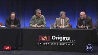 Richard Dawkins is embarrassed at the Origins of Life Panel