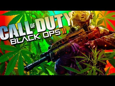 EXTREMLY HIGH KID PUTS HIS MOM ON THE MIC! - Black Ops 2 Funny Moments!