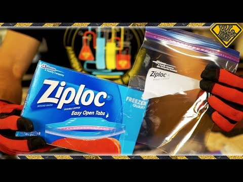 THIS Amazing Trick with Ziploc Bags