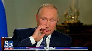 Chris Wallace Asks Vladimir Putin Why So Many of His Opponents Turn Up Dead