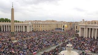 Lễ Phong Thánh Cho Hai Vị Giáo Hoàng Gioan 23 và Gioan Phaolo II Phần I