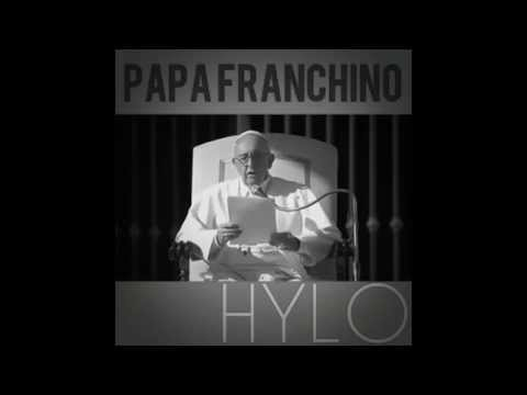 Papa Francesco techno Pope franchino le roy