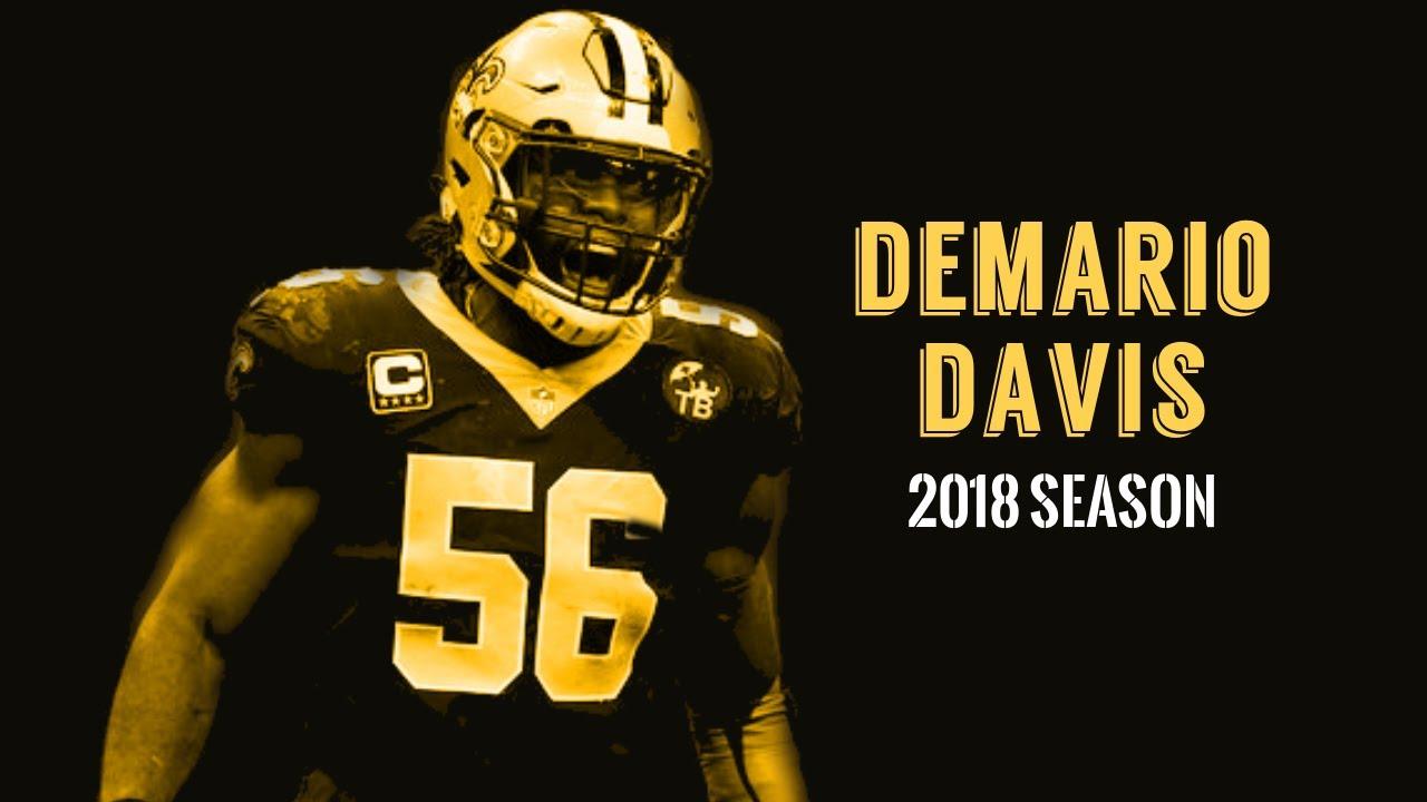 "Demario Davis 2018 Highlights   ""The Bruiser"" ᵂᴰ⁴ᴸ"