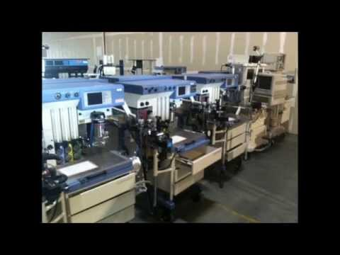 Used Medical Equipment Auction- August 28, 2014