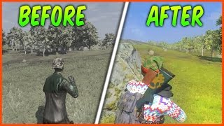 H1Z1 TIPS - HOW TO MAKE YOUR GAME LOOK BETTER (H1Z1 King of The Kill Tips)