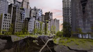 Artists create miniature architectural dioramas   Neighbors