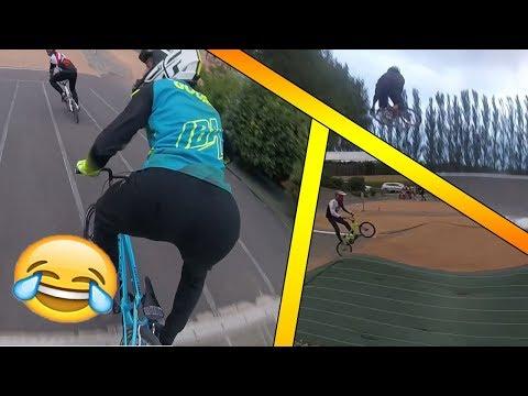 BMX RACE - Lempdes // [Funny moments]