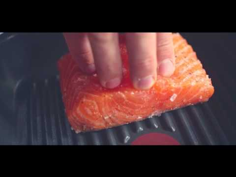Jamie's 1 Minute Tips - How To Grill A Fish Fillet Perfectly