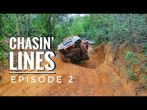 CHASIN LINES || Episode 2 Perth to Cape York