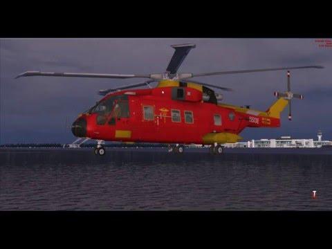 FSX Steam Edition Arctic Rescue Mission 2 episode 1