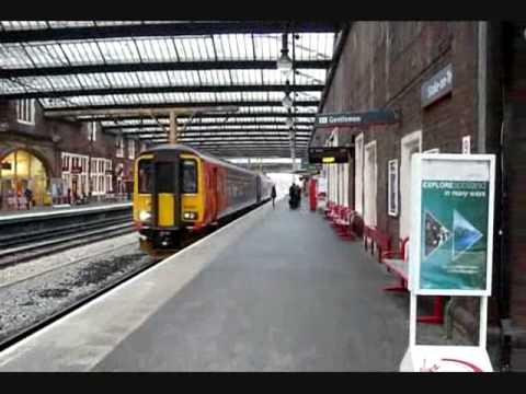Grantham, Nottingham, Stoke, Wolverhampton & Birmingham Moor Street