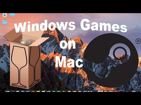 How to Play Windows Games on Mac (& Use Other Programs) WineBottler Tutorial